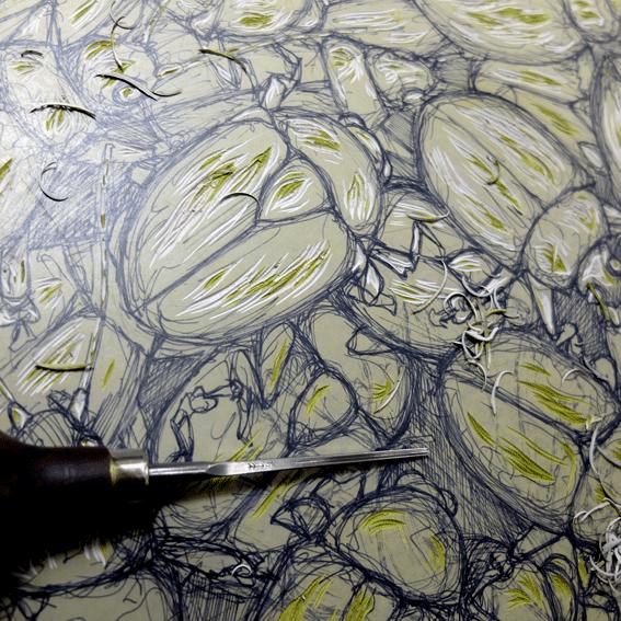 ateliers gravure  2015